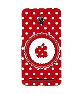 FIXED PRICE Printed Back Cover for Zenfone Go