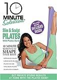 10 Minute Solution: Slim & Sculpt Pilates (Full) [DVD] [Import]