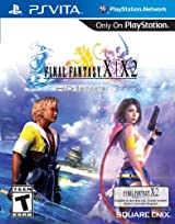FINAL FANTASY X|X-2 HD Remaster,  PSVITA