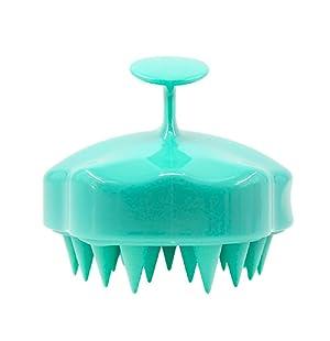 Hair Scalp Massager Shampoo Brush, MAXSOFT Scalp Care Brush (Color: Light Green)