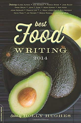 bookcover of THE BEST FOOD WRITING 2014