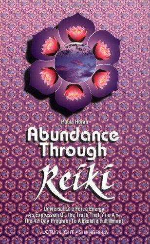 Abundance Through Reiki091495539X : image