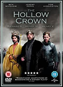 The Hollow Crown Series 1 [4 DVDs] [UK Import]