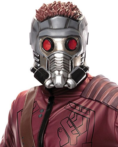 Marvel: Star-Lord Guardians Of The Galaxy 3/4 Mask (Child & Adult)