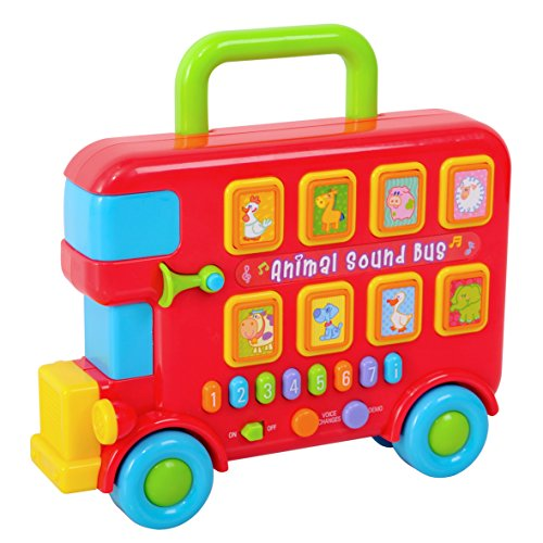 PlayGo Animal Sound Bus