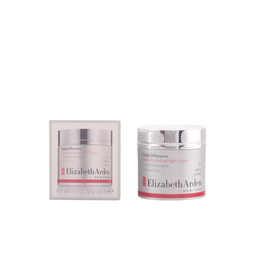 Elizabeth Arden Elizabeth Arden Visible Difference Gentle Hydrating Night Cream For Dry Skin, 1.7 Fluid Ounce