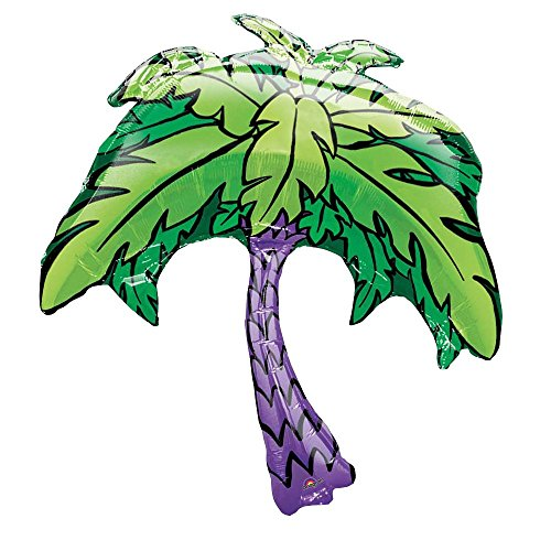 Palm Tree Balloon - 1