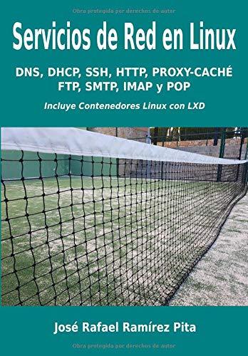 Servicios de Red en Linux  [Ramírez Pita, José Rafael] (Tapa Blanda)