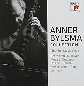 Anner Bylsma plays Chamber Music, Vol. 1