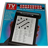 TV Guide Crossword Companion Roll-a-Puzzle System Volume 1