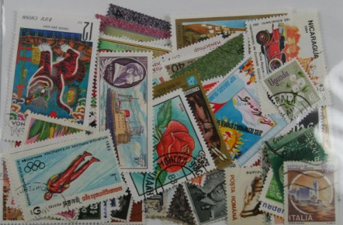 Packet of 200 Worldwide stamps. All used. (233)