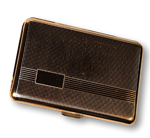 budd-leather-chrome-plated-business-card-case-with-stripe-silver