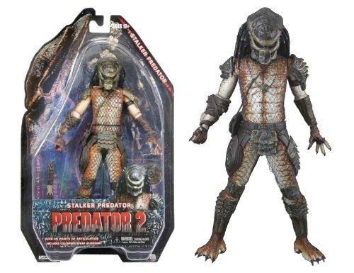 NECA Predator 2 Movie Series 5 Action Figure Stalker Predator (Predator 2 Action Figure compare prices)