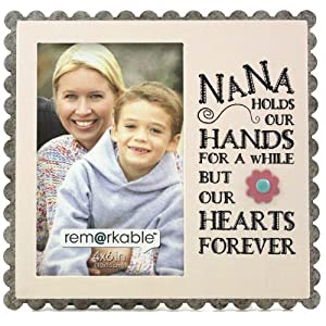 Fetco Home Decor Barker Nana Photo Frame