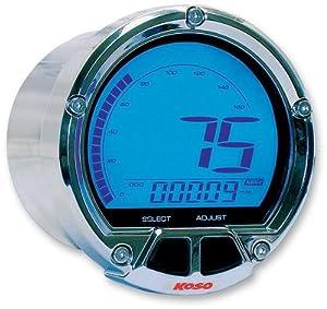 Amazon.com: Koso North America DL-02S Motorcycle Speedometer