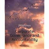Corporate Governance and Accountabilityby Jill Solomon