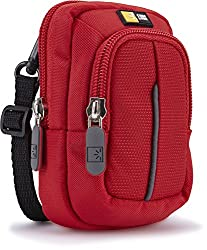 Case Logic Dcb-302 Compact Camera Case (Red)