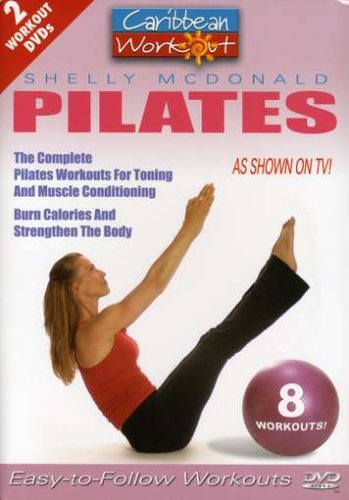 Caribbean Workout: Pilates & Pilates Plus [DVD] [Region 1] [US Import] [NTSC]