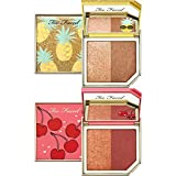 TOO FACED Tutti Frutti Cherry Bomb Blush and Pineapple Bronzer Duo