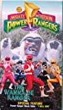 Mighty Morphin Power Rangers: The Wannabe Ranger [VHS]