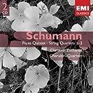 Schumann: Piano Quintet - String Quartets 1-3