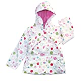 Hatley Apple Raincoat, Jackets, Girlsby Hatley
