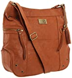 51xQwld6VqL. SL160  Roxy Only You Messenger Bag,Tan,One Size