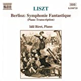 Liszt: Symphonie Fantastique by Berlioz (piano transcription)