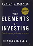 img - for The Elements of Investing: Easy Lessons for Every Investor by Malkiel, Burton G., Ellis, Charles D. (January 22, 2013) Hardcover book / textbook / text book