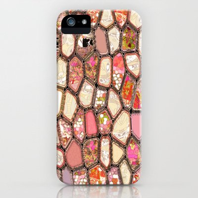 Society6/ソサエティシックス iphone5 ケース Cells_in_Pink