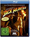 Jack Hunter - Komplettbox (Teil 1-3 auf 3 Blu-rays)