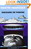 Discourse on Thinking (Torchbooks TB 1459) (Harper Perennial Modern Thought)