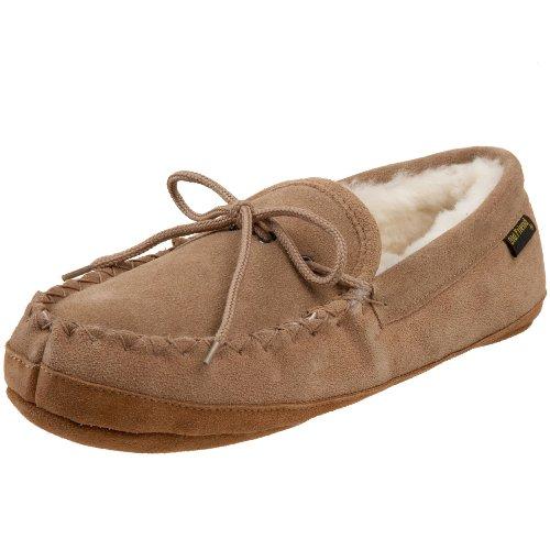 50cd2dec2cb Old Friend Men s Loafer Moc Soft Sole Moccasin Chestnut 12 M ...