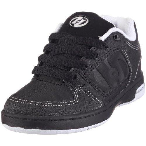 Heelys DOUBLE THREAT 7605, Unisex-Kinder, Sneaker, Schwarz  (black/white), EU 38  (US 6)