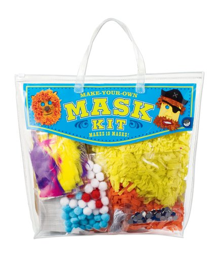 MindWare's Make Your Own Mask Kit