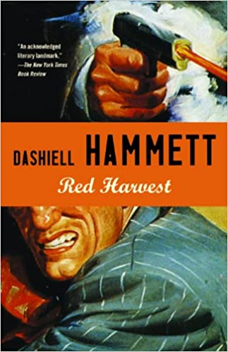 Red Harvest by Dashiell