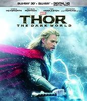 Thor: The Dark World (2-Disc 3D Blu-ray + Blu-ray + Digital HD) by Walt Disney Studios Home Entertainment