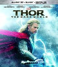 Thor: The Dark World (2-Disc 3D Blu-ray + Blu-ray + Digital HD)