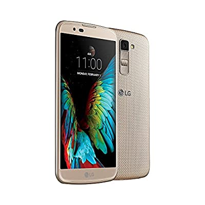 LG K10 4G Dual Sim Mobile Phone (Black-Gold) 2GB / 16GB Memory , 13MP Back / 5MP Front