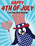 Happy 4th Of July Coloring Book