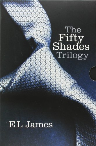 Fifty Shades Trilogy Boxed Set (Fifty Shades, #1-3)
