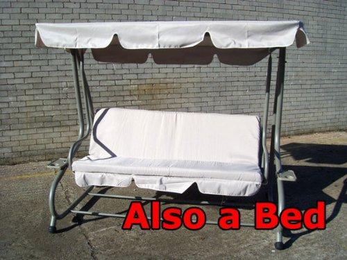 3 Seater Swing Hammock / Bed Garden Furniture