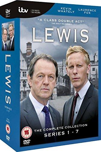 Lewis - Series 1-7 Collection [UK import, region 2 PAL import] (Original British Version including Pilot Episode) (aka Inspector Lewis) (The Originals Season 2 Episode 7 compare prices)