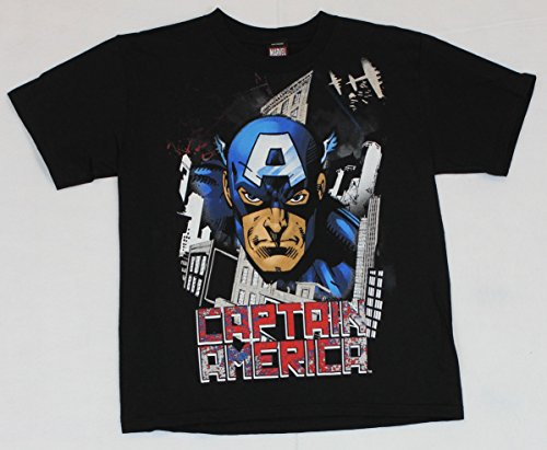 In my parents basement captain america mens t shirt full for Entire book on shirt