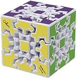 3D ギアキューブ ホワイト