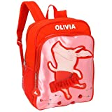 Olivia the Pig Ballerina 16 inch Backpack