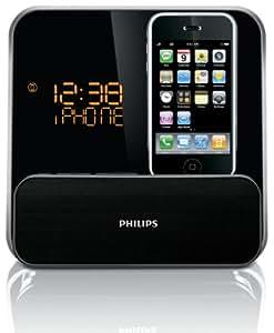 Philips DC315 Station d'accueil pour iPod / iPhone Noir
