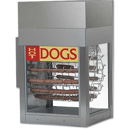 'Dogeroo' Hot Dog Cooker , Item Number 5Gm8102, Sold Per Each