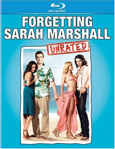 Cover art for  Forgetting Sarah Marshall [Blu-ray]