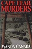 img - for Cape Fear Murders (A Carroll Davenport Mystery) book / textbook / text book